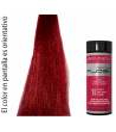 Abril Et  Nature Flash 0.6 100ML Tinte Pelo Semipermanente Rojo