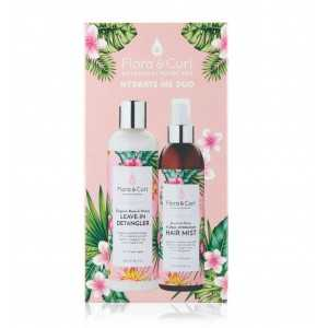 Flora & Curl Hydrate Me duo Gift Set