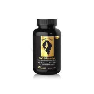 Bounce Curl Hair Vitamins With Black Seed Oil 60 Capsules